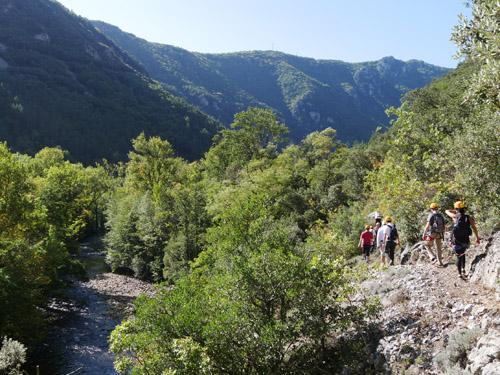 Journée entreprise en Haute Vallée de l'Aude