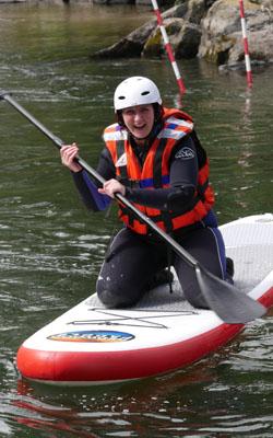 Descente en rafting sur l'Aude près de Carcassonne